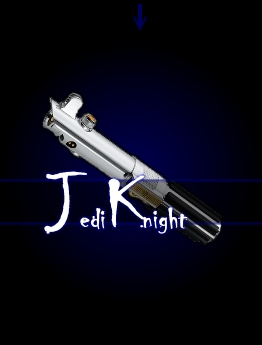 Looking for Jedi Knight stuff?