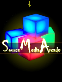 Source Media Arcade - The all-in-one 3D media center!